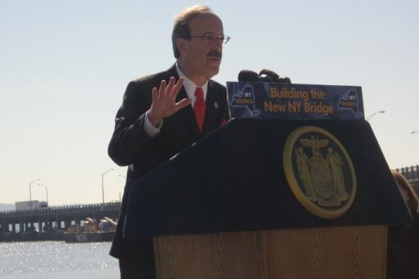 File photo of Rep. Eliot Engel