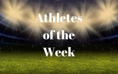 Loughran of girls' tennis and Morfit, Hawthorne and Volpe of football named PMHS Athletes of the Week