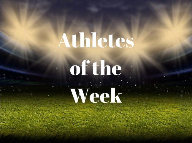 Bertolotti, Ubaldi, Motta-Flippen and Fradkin named PMHS Athletes of the Week