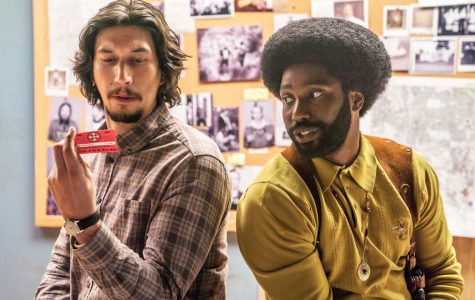 Film review: 'BlacKkKlansman' serves as a cutting wake up call