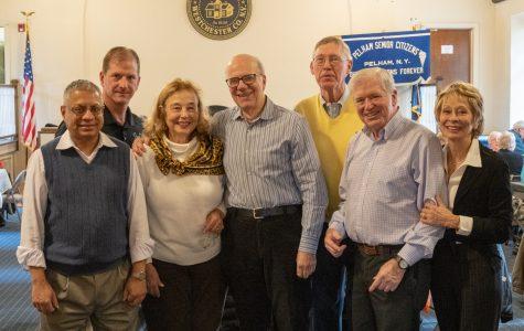 Pelham Civics host senior citizen luncheon
