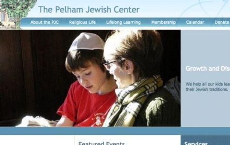 Letter to Pelham community from Rabbi Salzberg of Pelham Jewish Center