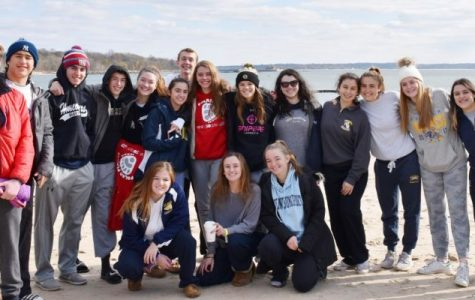 PMHS Polar Plunge team raises $2,275, adds to goal-breaking NYS campaign for Special Olympics