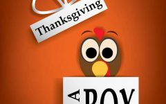 PMHS foundations of learning class delivers Thanksgiving-In-A-Box to eight families