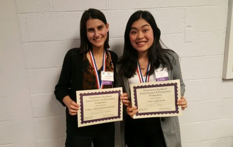 PMHS science research students advance to state competition