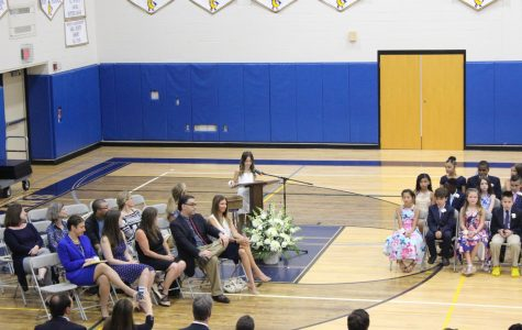 Foto Feature: Prospect Hill School moving-up ceremony June 20
