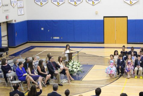 Pelham Memorial High School high honor roll for marking period four