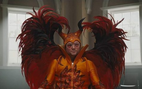 'Rocketman' is a delightful labor of love