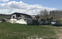 Armenian people still living in containers after 1988 earthquake; children's center provides hope