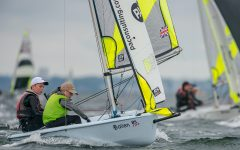 Diary of racing sailor competing at 93rd Larchmont Race Week