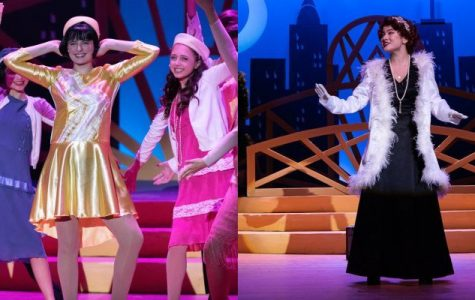 Meredith Heller and Emma McNulty win National Youth Arts Awards for performances in SOOP's 'Thoroughly Modern Millie'
