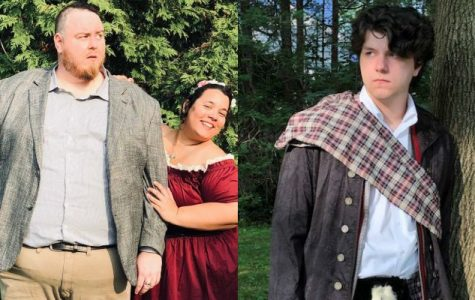Pelham's John Hartigan, Sam Rodd star in Little Radical Theatrics' staging of 'Brigadoon' July 26-28