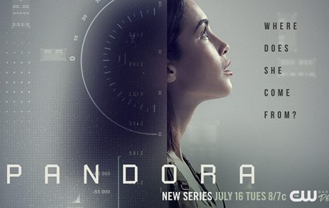 Pelham's own Thomas Vitale executive produces and writes new sci-fi series 'Pandora' on CW