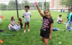 Rec Department's Big Tots camp offers outside play, game room and water fights