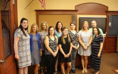 Foto Feature: New Pelham teachers and graduate interns