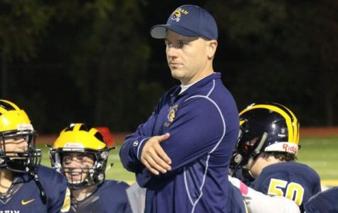PMHS's Artie Viggiano named New York Giants High School Football Coach of the Week