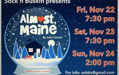 Sock 'n' Buskin's 'Almost, Maine,' midwinter night's dream of romance, to run this weekend