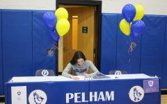 PMHS senior Maria Comerford signs letter of intent to play NCAA Division I lacrosse at Holy Cross