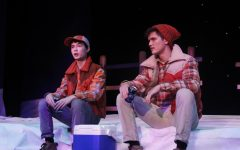 Foto Feature: Rehearsing for PMHS's 'Almost Maine' playing Friday and Saturday at 7:30 p.m., Sunday at 2 p.m.