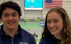 Winter track's Lucia Lavallee and Thomas Shelton named PMHS Athletes of the Week