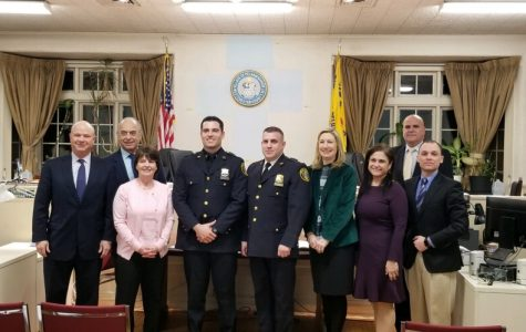 Pelham Manor Police Officer Paul Roberts assigned to detective squad