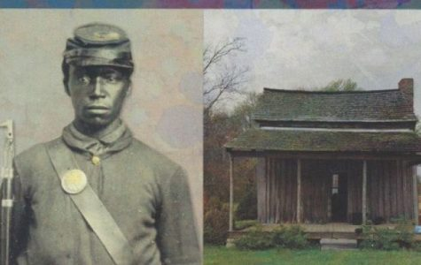 Journalist Cheryl Wills writes books about slaves and soldiers who were her descendents