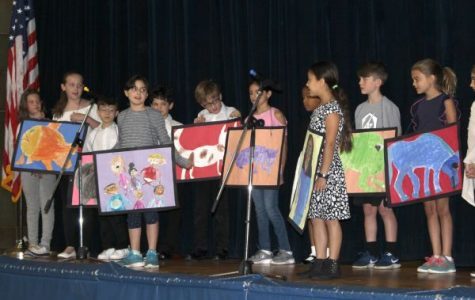 FLES students perform plays