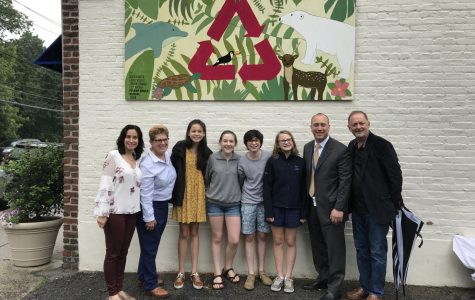PMS students present IB community projects