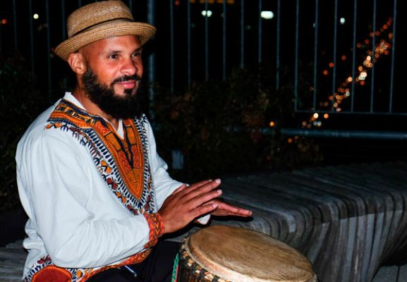 Haitian rhythms and dances this Sunday at Pelham Art Center