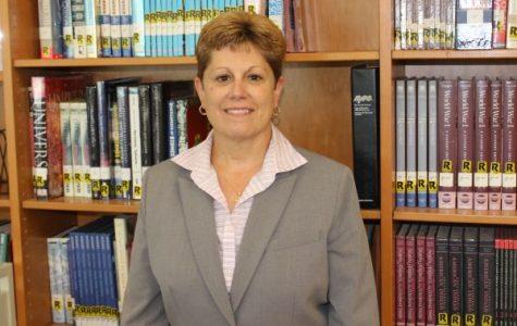 PMS Assistant Principal Lynn Sabia