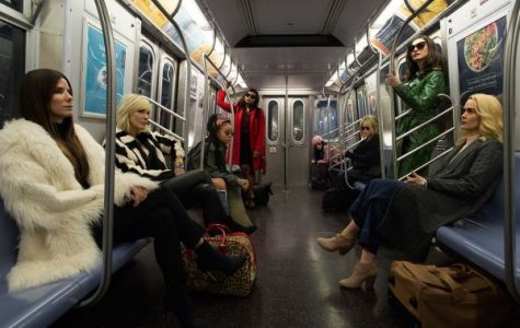 Review: 'Oceans 8' has great potential but falls short