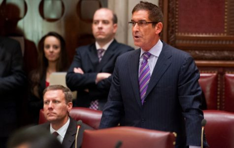Jeff Klein pushes to protect position as State Senator
