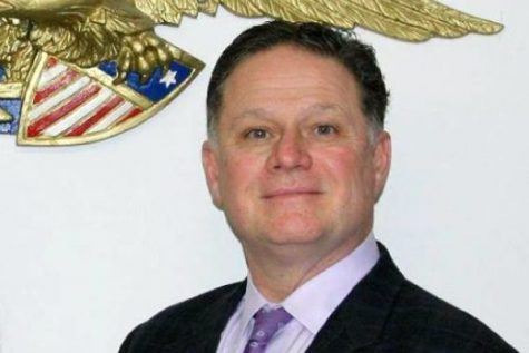 Former Pelham Mayor Michael Volpe is New York chairman of the SAM Party.