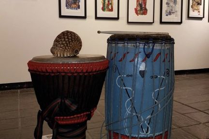 Okai Fleurimont brings rhythms of Haiti to Pelham Art Center