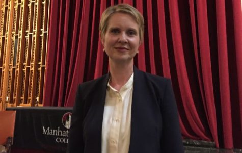 Cynthia Nixon 'disappointed' at Gov. Cuomo's no-show at Westchester forum