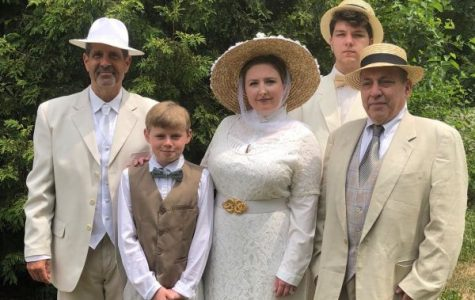 Pelham residents directing, acting in 'Ragtime' playing this weekend in Yonkers