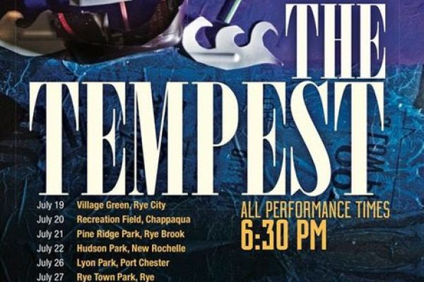 LawnChair Theatre begins run of 'The Tempest' in Rye tonight, comes to New Rochelle July 22