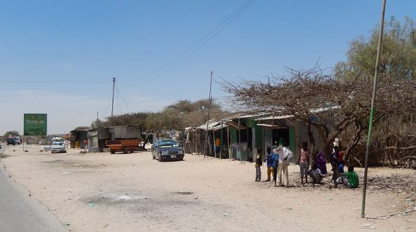 PMHS graduate Jesse Clain speaks about time teaching in Somaliland