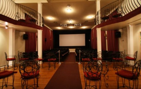 Small theater in Michigan brings community together (and I get to work with my grandmother)