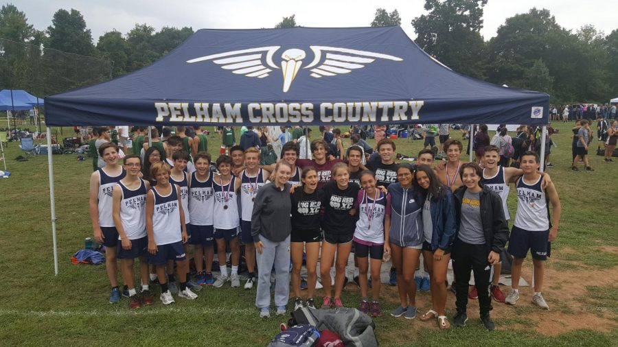 PMHS cross country aims to match previous squads with strong showing into sectionals