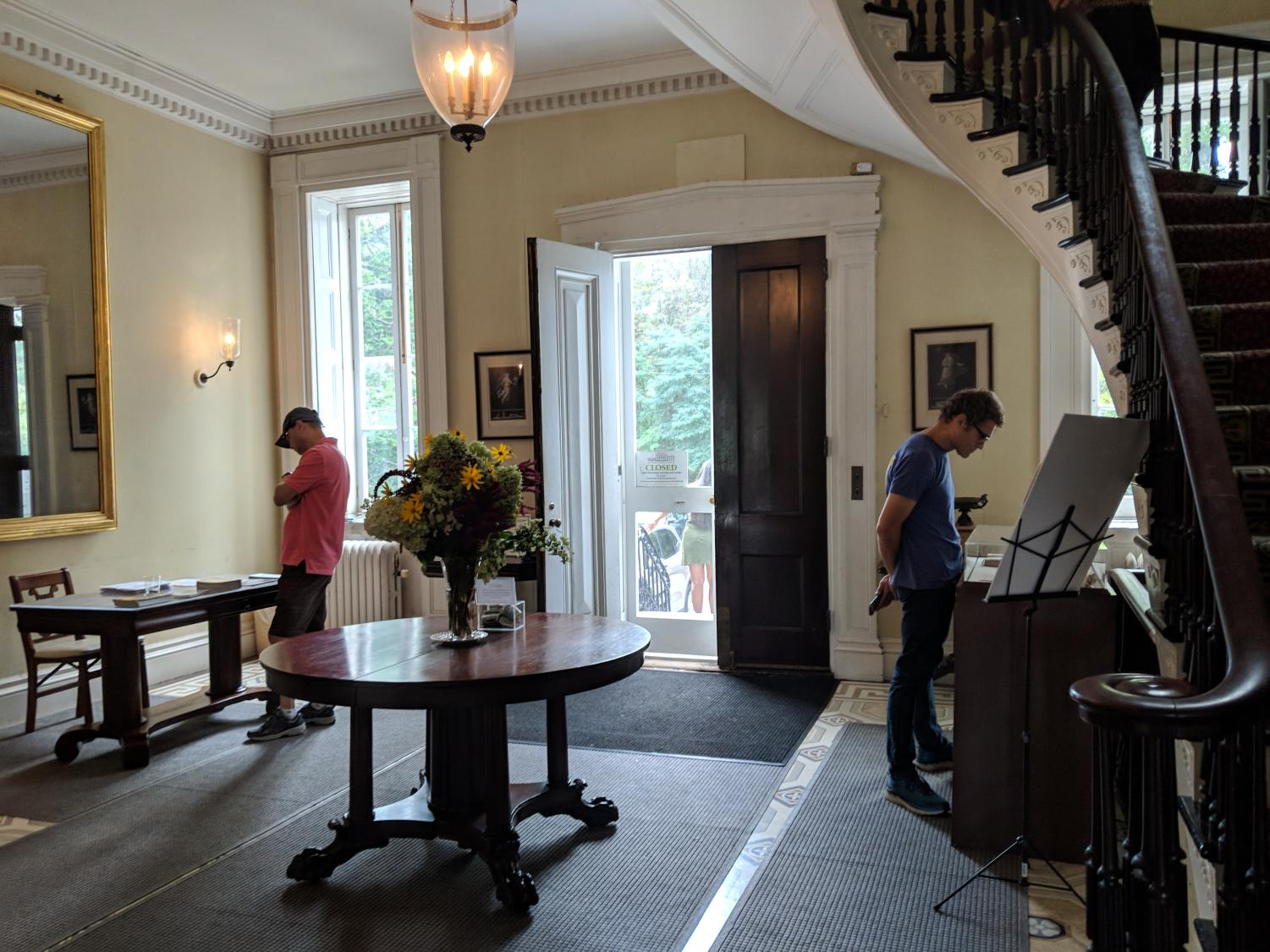 Wholesome eating exhibit at Bartow-Pell Mansion explores