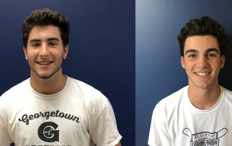 Kevin Coleman and Nick Senerchia named PMHS Athletes of the Week