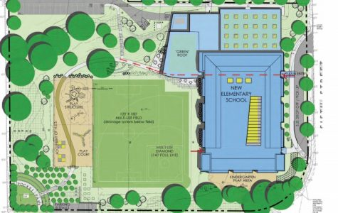 Pelham school board to review Hutchinson School schematic design, hold strategic planning session