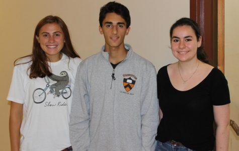 Three PMHS seniors named Commended Students in 2019 National Merit Program