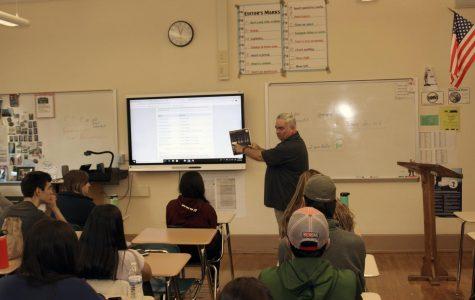 Orange County senior assistant DA visits PMHS criminal justice classes