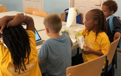 Bookmark: Library's first-through-fourth-grade book clubs are chance to read in relaxed atmosphere