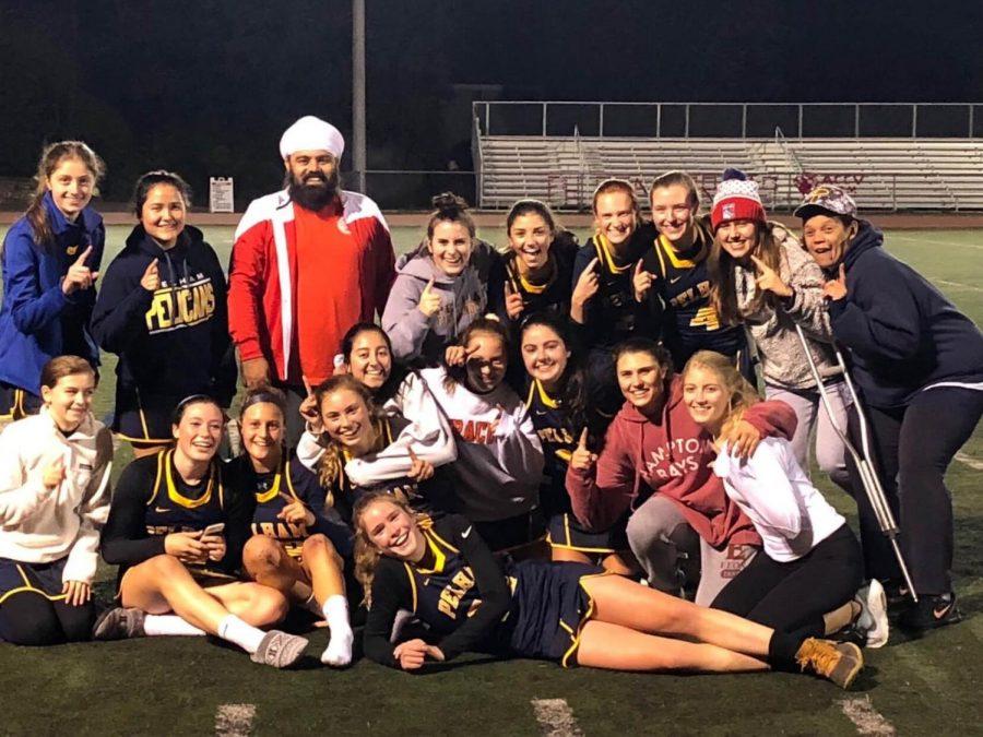 Pelham field hockey takes league title