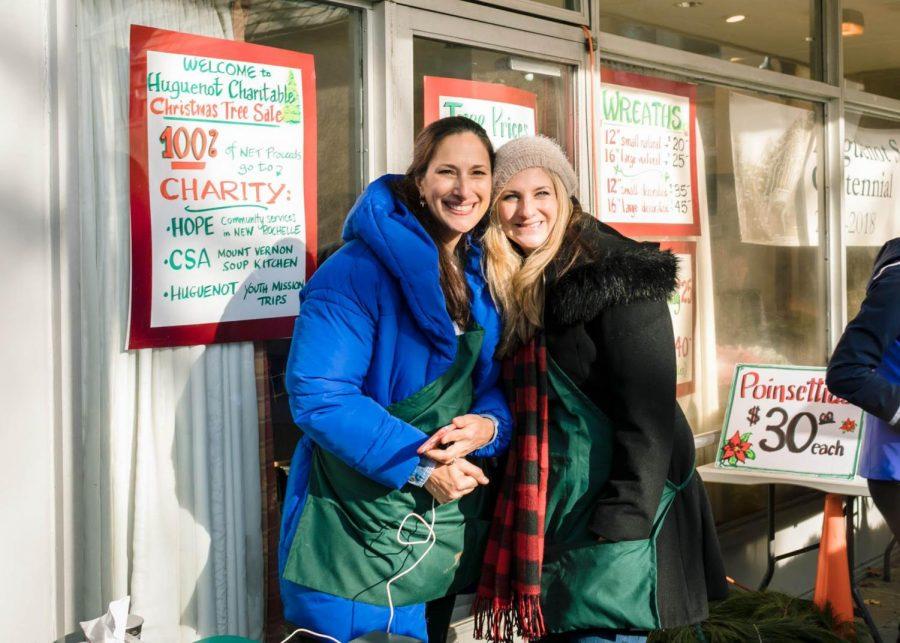 Save the date: Huguenot's charitable Christmas tree sale on Dec. 7