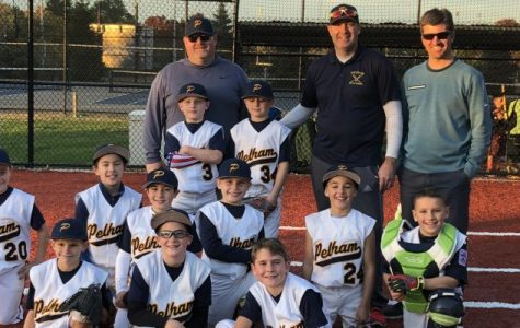 Pelham Blue 9U takes fall baseball championship with 3-1 win over A-game Kings