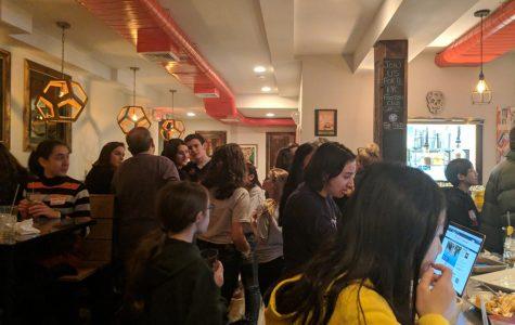 Foto Feature: Pelham Examiner's meet-the-staff event